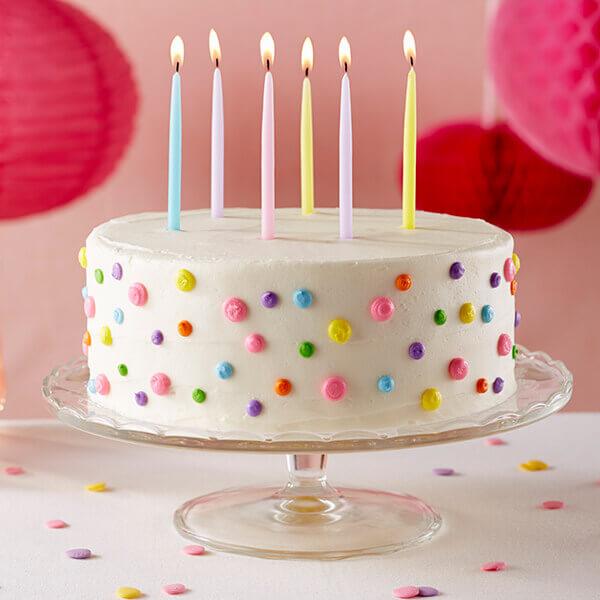 မွေးနေ့ကိတ်များ(ပါဝင်ပစ္စည်း-လှီးဓါး+ပန်းကန်+ဖယောင်းတိုင်+ခရမ်း+သရဖူ)(၁)ရက်ကြိုတင်အော်ဒါတင်ပေးပါ။